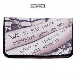 """Tobacco pouch """"Message"""" (Α862)"""