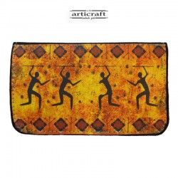 "Tobacco pouch ""Ethnic War""..."