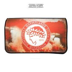 """Tobacco pouch """"Olympiakos""""..."""