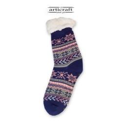 Fuzzy Warm Slipper Socks...