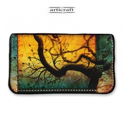 """Tobacco pouch """"Tree"""" (A897)"""