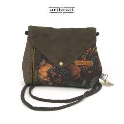 Μικρή τσάντα ώμου LazyDayz (T123)