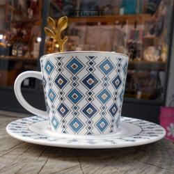 Ceramic Mug optimal design...