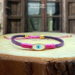 Handmade Bracelet Eye (AR102)