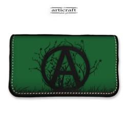 "Tobacco pouch ""Anarchy"" (Α929)"