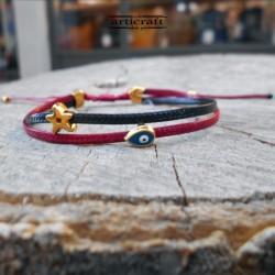 Handmade double bracelet...