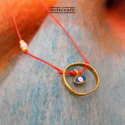 Handmade Necklace Eye (AR137)
