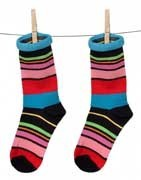 Socks! Many colors and deisgns