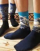 Κάλτσες με εκτύπωση